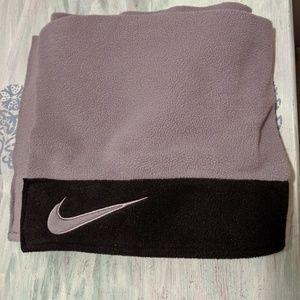 Mens NIKE fleece scarf